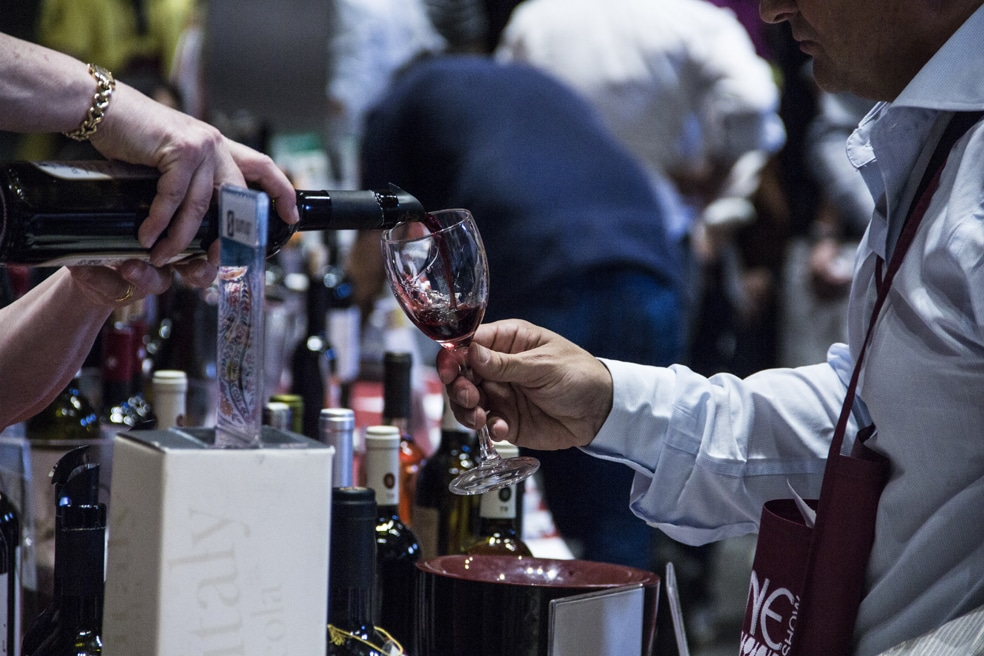 wine show evento sul vino