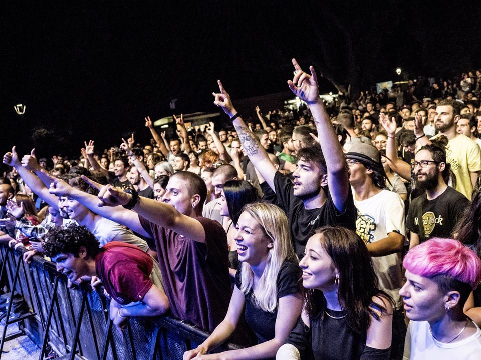 umbria che spacca concerto the subways