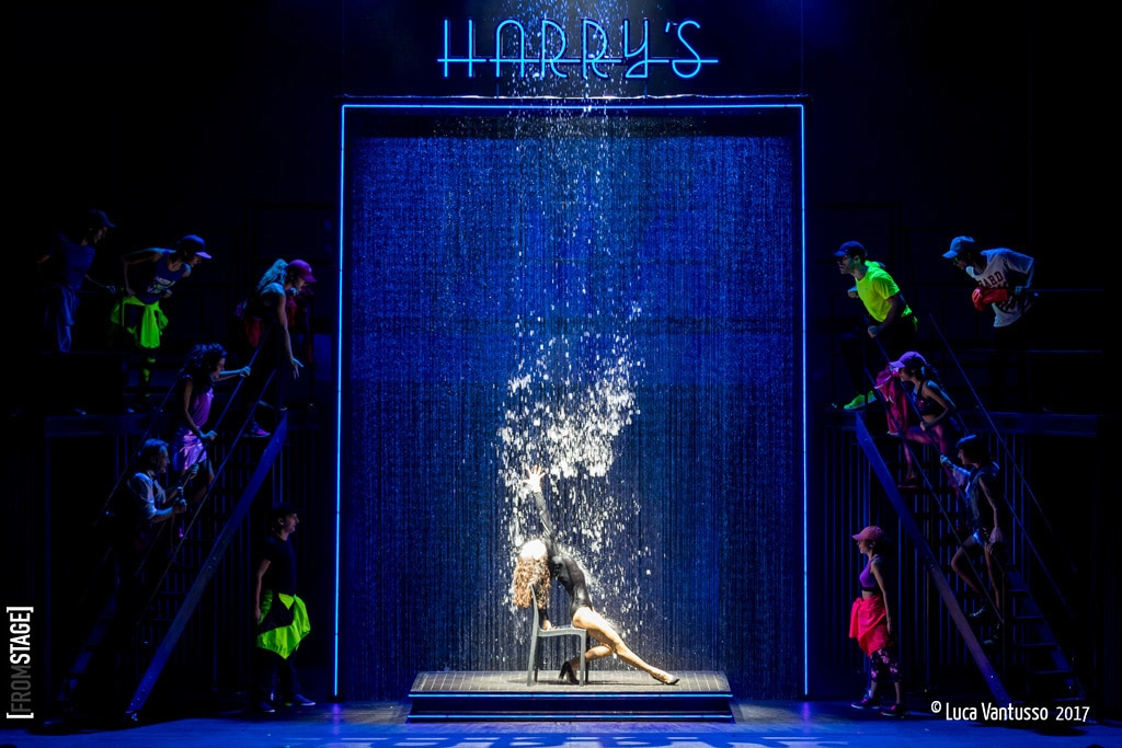 «Flashdance» in scena ad Assisi