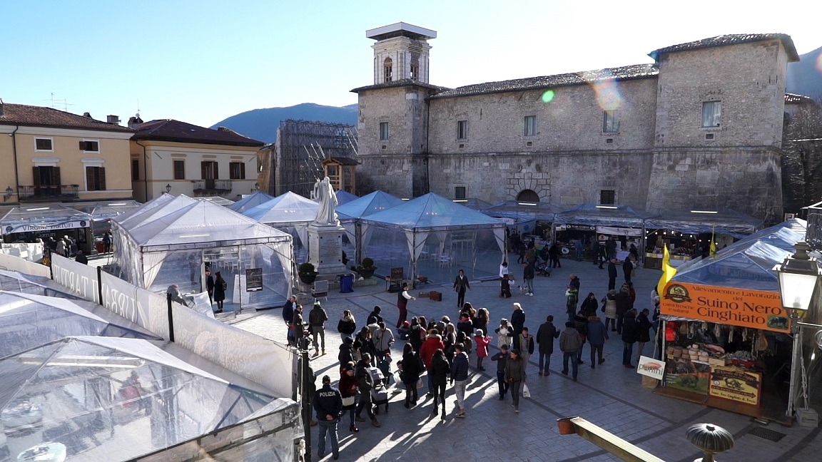 Ultimo weekend a Nero Norcia