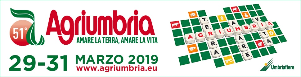 Pop up – Agriumbria – 16 marzo 2019