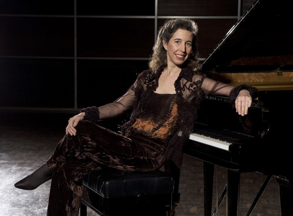 Angela Hewitt in concerto a Perugia