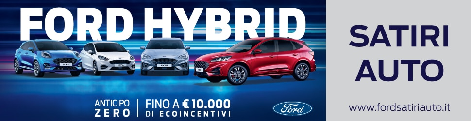 Pop up – Satiri Auto Ford – 4 ottobre 2020