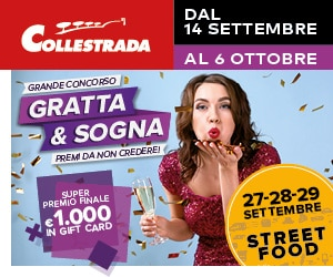 Medium – Collestrada – 15 settembre 2019