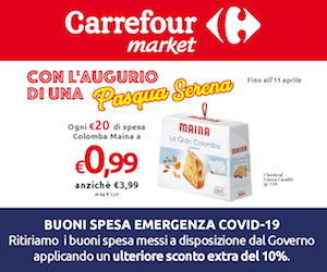 Medium – Carrefour – 29 marzo 2020